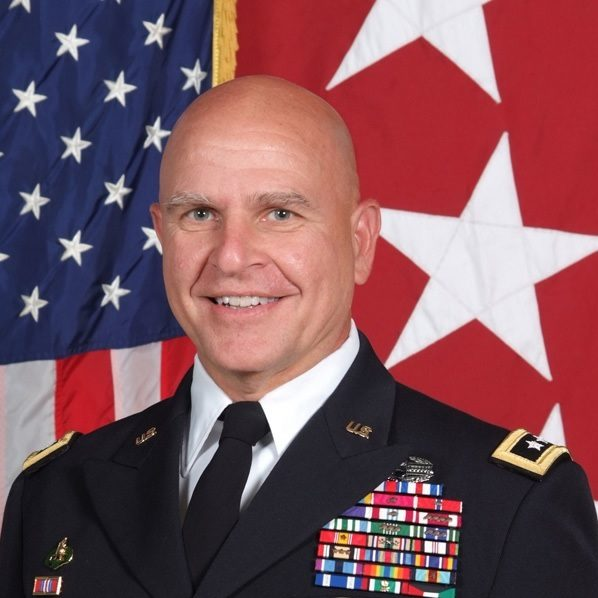Headshot of LTG H.R. McMaster