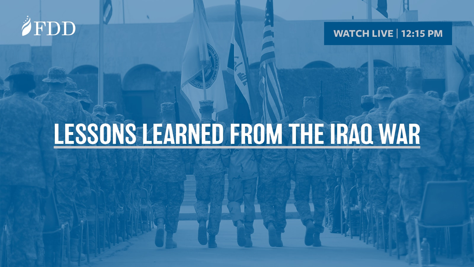 FDD | Lessons Learned from the Iraq War